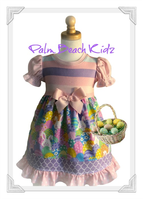 Easter Bunny Hop Dress