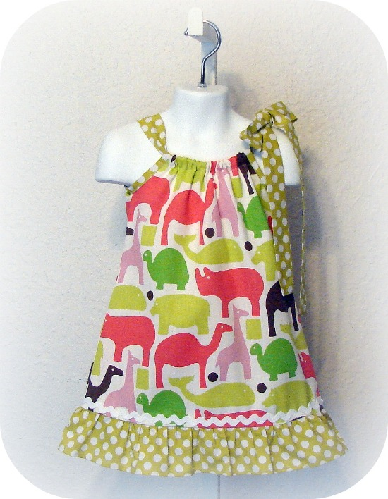 Zoo on Safari Dress