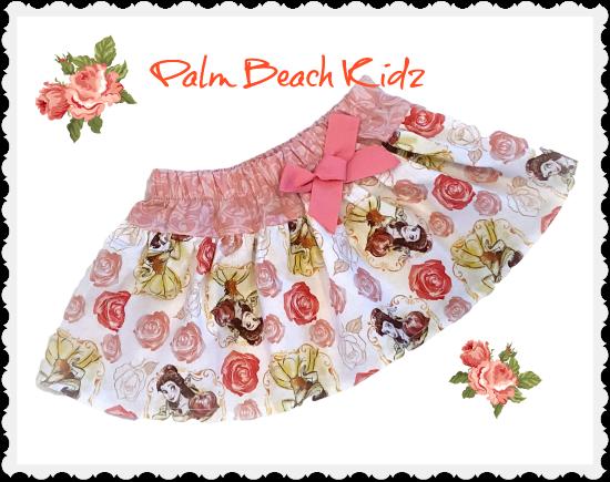 Belle Princess Skirt