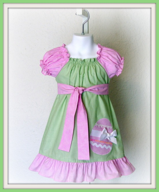 Easter Egg Hunt Dress