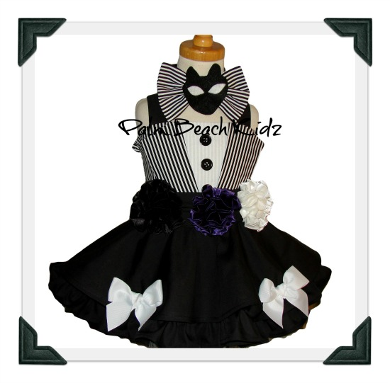 Jack Skellington Pageant Twirl