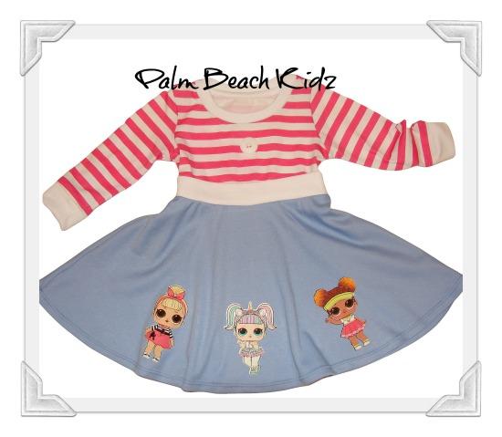 LOL Doll Dress