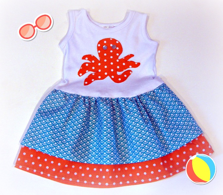 My Octopus Dress