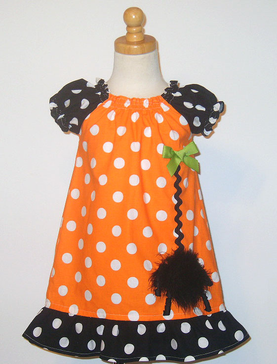 Little Bitty Spider Dress