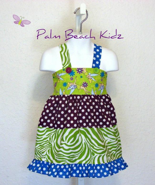 Tinkerbell Fun Dress